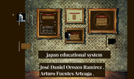 japan educational system