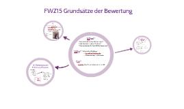 FWZ15 Grundsätze der Bewertung