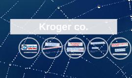 Copy of Kroger co.