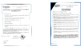 Protocolo y requisitos