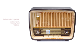 La radio cultural en Coahuila