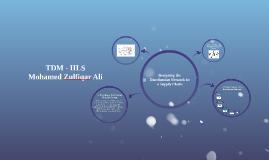 Copy of 1. Factors Influencing Distribution Network Design