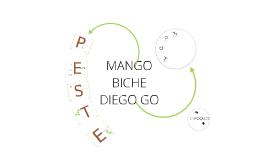 Mango Biche Diego go