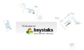 HeyStaks - Web Search. Shared.