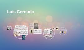 Copy of Luis Cernuda
