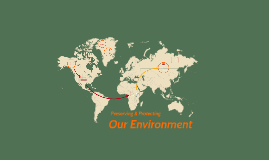 Perserving & Protecting Our Environment