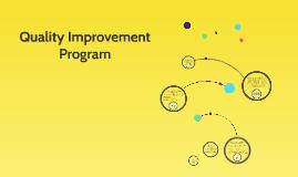 Quality Improvement Process