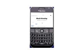 BlackBerry Crash