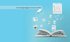 Copy of 3. Proyección socioeconómica de la industria en México