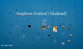 Copy of Songkran Festival (Thailand)