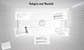 Religion and Macbeth