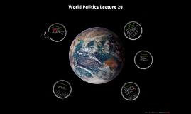 Copy of World Politics Lecture 20 Nuclear Proliferation