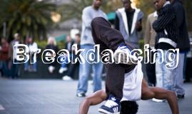 RedBull Breakdancing