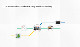 GC Orientation: Ancient History and Present Day