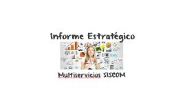 Multiservicios SISCOM