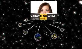 Copy of VARAYTI NG WIKA