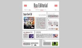 Kea Editorial