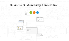Business Sustainability & Innovation - Academy Pres
