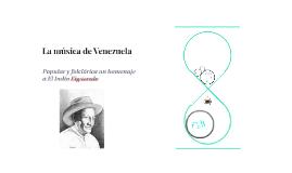La música de Venezuela