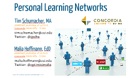 CLHS: Personal Learning Networks