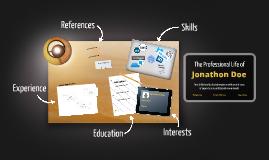 Desktop Prezumé by Jose Santacoloma