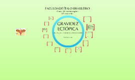 Copy of GRAVIDEZ ECTÓPICA