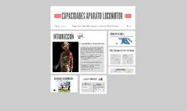 CAPACIDADES APARATO LOCOMOTOR