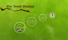 Alex `Sandy' Pentland