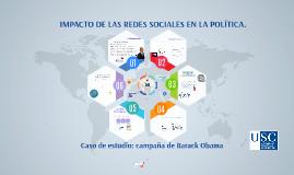IMPACTO DE LAS REDES SOCIALES EN LA POLÍTICA