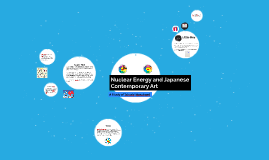 Nuclear Energy and Japanese Contemporary Art