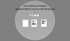 LHS - ECA Constructed Response Overview