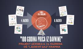 Copy of 100 GODINA PRIČA IZ DAVNINE