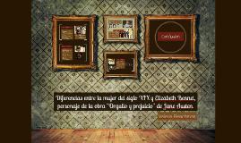 """mujer siglo XIX vs. Elizabeth Bennet personaje de """"Orgullo y Prejuicio"""""""""""