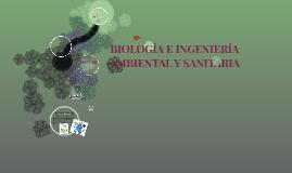 BIOLOGÍA E INGENIERÍA