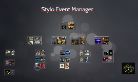Stylo Event Manager