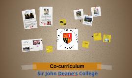 Co-curriculum