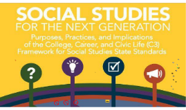 The Future of Social Studies in New York State