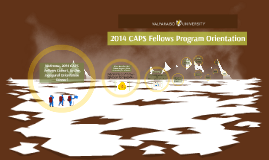 2014 CAPS Fellows Program