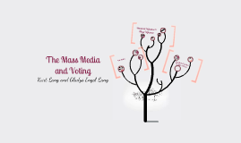 The Mass Media and Voting