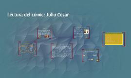 Trabajo cómic: Julio César