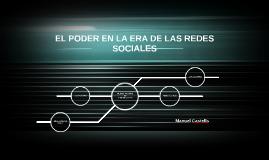 EL PODER EN LA ERA DE LAS REDES SOCIALES