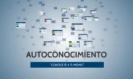 Copy of AUTOCONOCIMIENTO