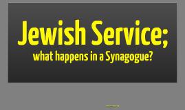 Jewish Service