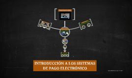 Copy of INTRODUCCIÓN A LOS SISTEMAS DE PAGO ELECTRÓNICO