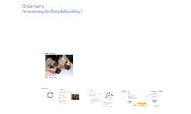 Perinatalogie bespreking 12-09-12