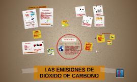 Copy of LAS EMISIONES DE CO