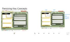 Remixing Key Concepts