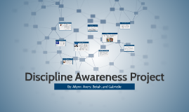 Discipline Awareness Project