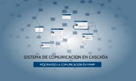 Copy of SISTEMA DE COMUNICACIÓN EN CASCADA
