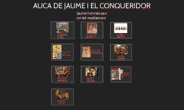 AUCA DE JAUME I EL CONQUERIDOR